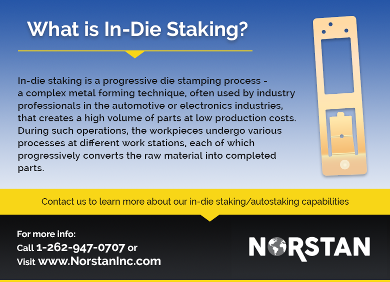 what is in-die staking